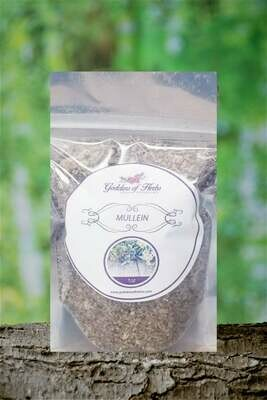Mullein Herb, 1 Oz Dry Herb, Natural remedy, herbal remedy