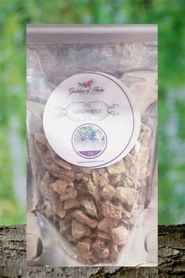 Herbal Ginger Root  1 Ounce Bag