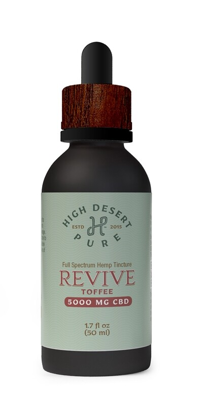 Revive 5000 mg Tincture