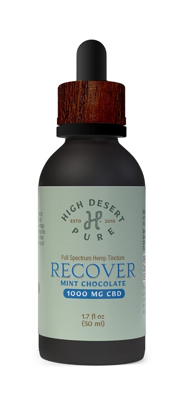 Recover 1000 mg Tincture