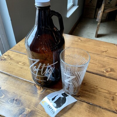 Growler Gift Pack - Quarantine Edition