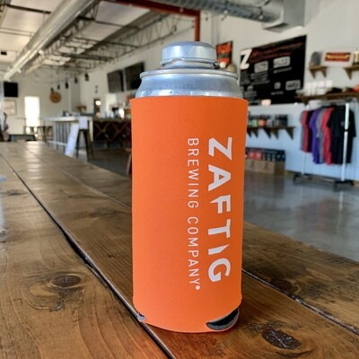 Zaftig 32 oz Logo Big Can Koozie