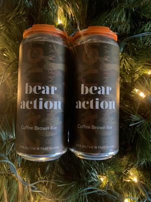 Bear Action - 4 pk
