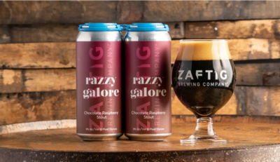 Razzy Galore - 4 pk