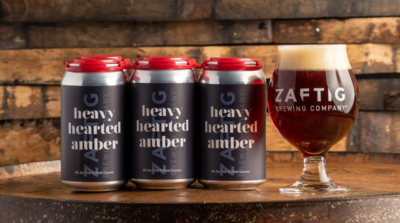 Heavy Hearted Amber - 6 pk