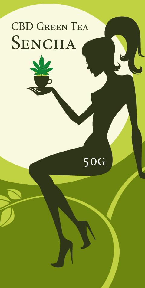 CBD Green Tea Sencha