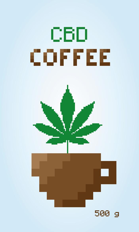 CBD filtercoffee 500g