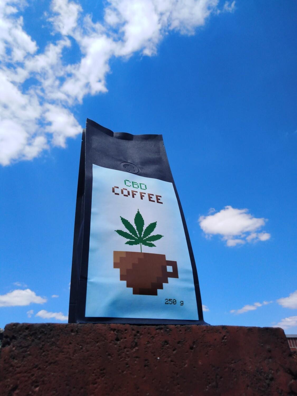 CBD Coffee Beans 250g