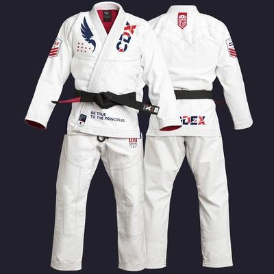 USA Edition Brazilian Jiu Jitsu Gi