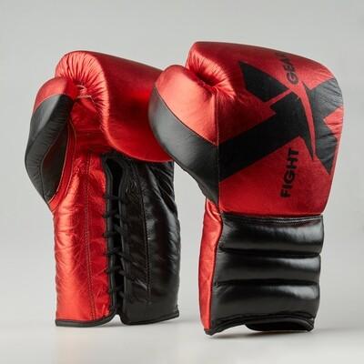 Профессиональные боксерские перчатки CDX Elite Pro. Премиум кожа.