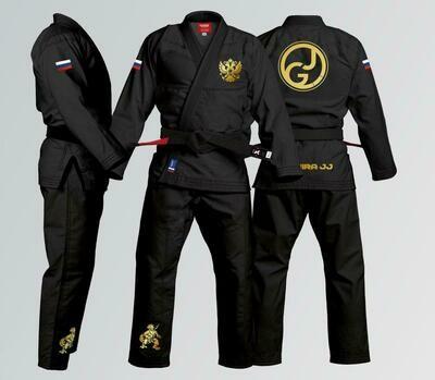 Kimono for Brazilian jiu jitsu for club