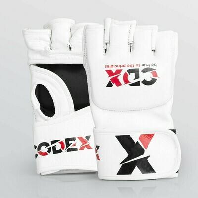 MMA Gloves White