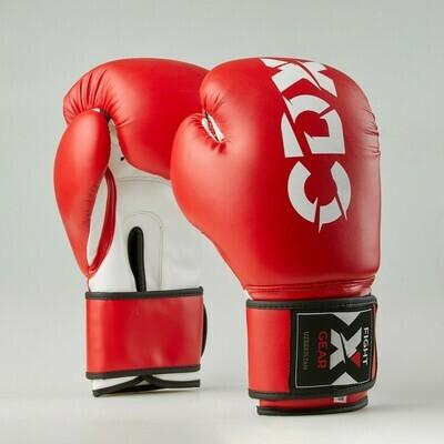 Боксерские перчатки из искусственной кожи