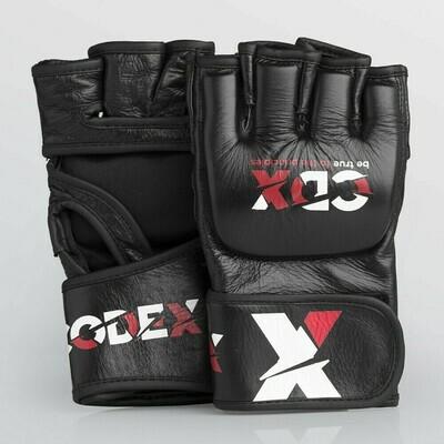MMA Gloves Black