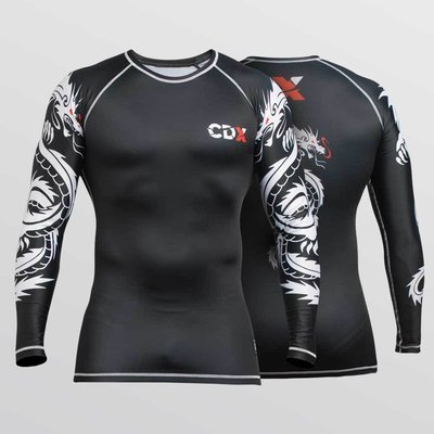 Compression Rash Guard