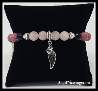 Guardian Angel Love Bracelet