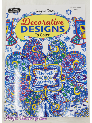 Decorative Designs Coloring Book