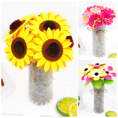 DIY Flower Bouquets