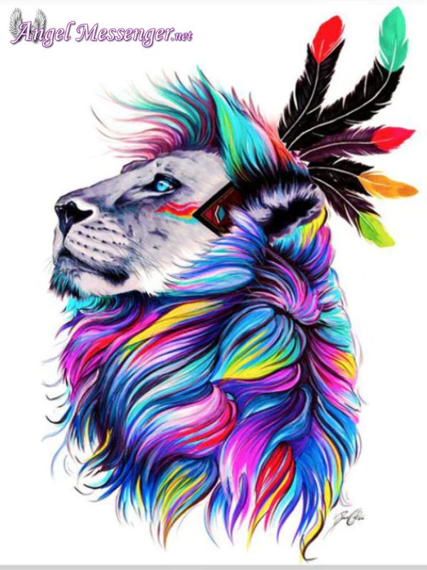 Warrior Lion 5D DIY Diamond Painting Kit