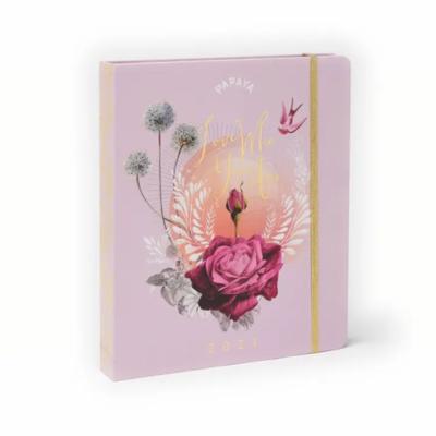 PAPAYA 2021 Hardcover Deluxe Planner