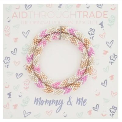 Mommy & Me Roll-On® Bracelets Dollhouse