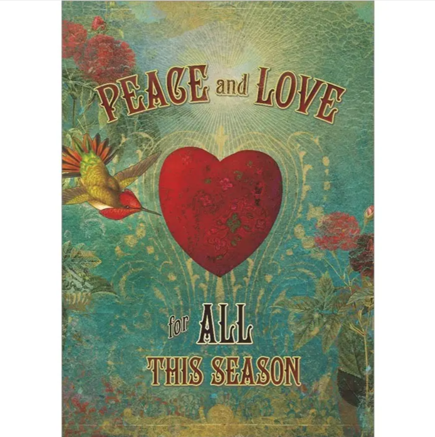 Peace and Love Holiday Boxed Set