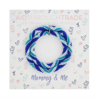 Mommy & Me Roll-On® Bracelets Dolphin