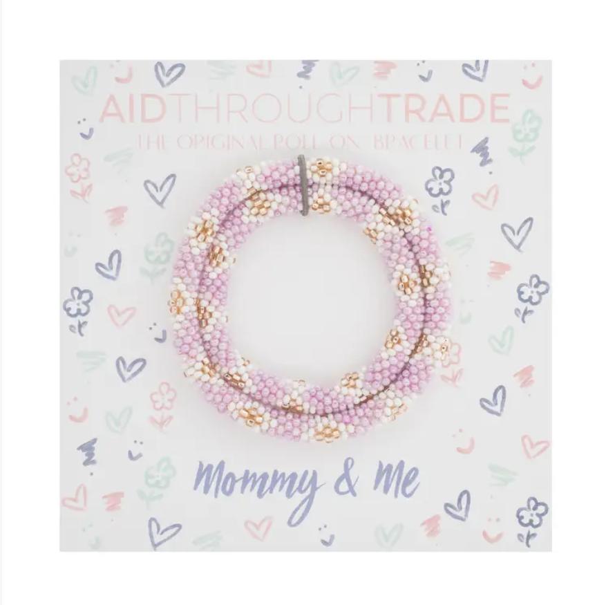 Mommy & Me Roll-On Bracelets Teacup