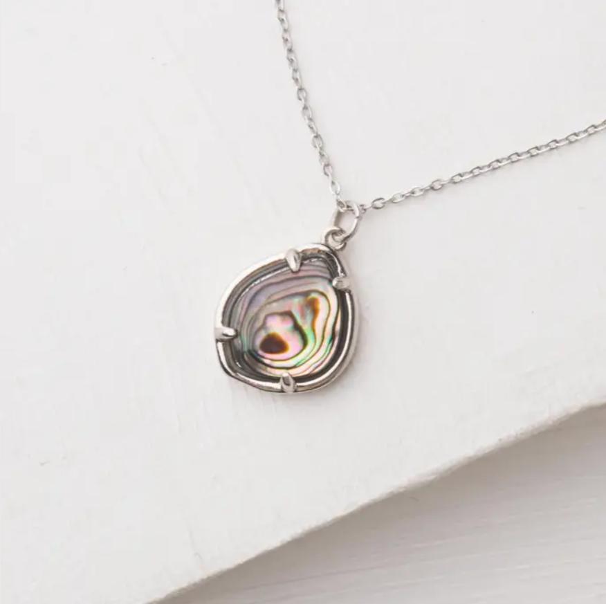 Harmony Abalone Necklace
