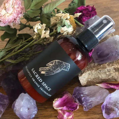 Sacred Space Body & Room Mist