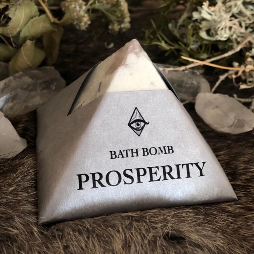 Prosperity Bath Bomb