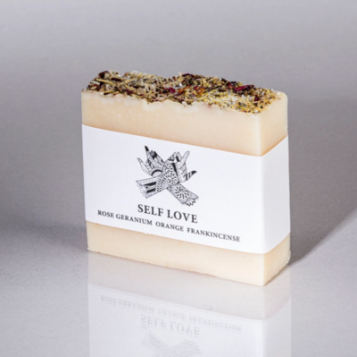 Self Love Goat's Milk Soap