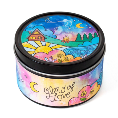 Glow of Love Magic Aromatherapy Candle