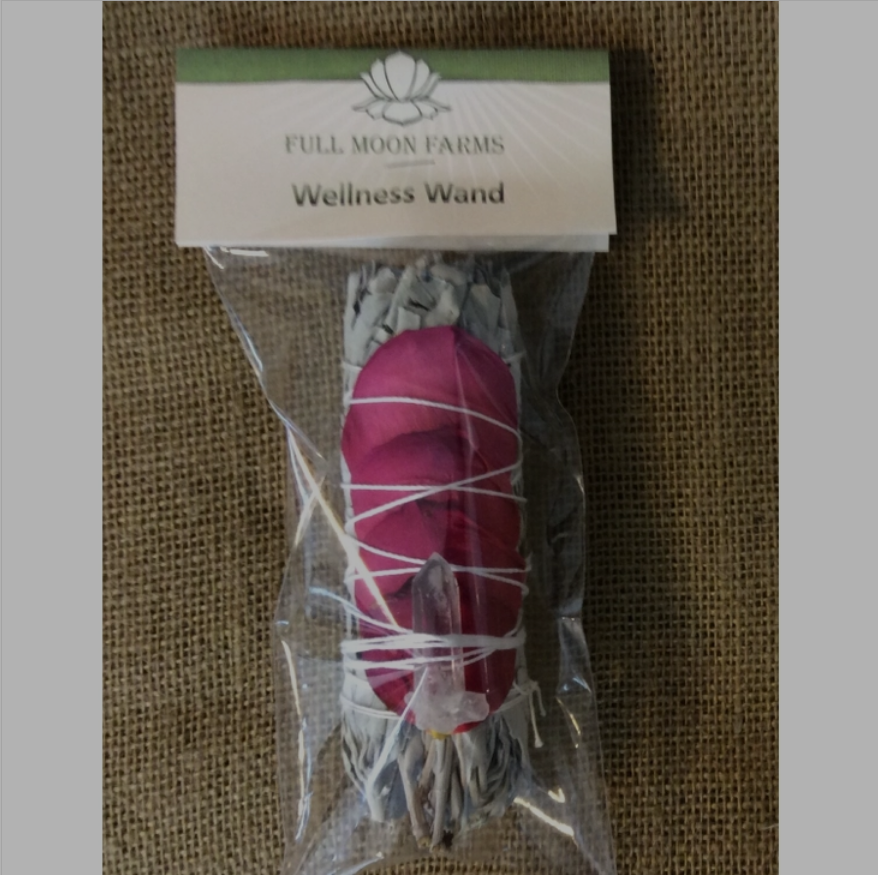 Rose Wellness Wand