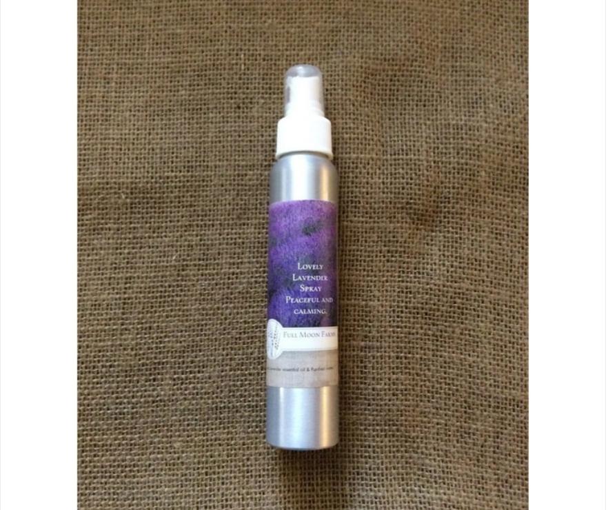 Lovely Lavender Spray