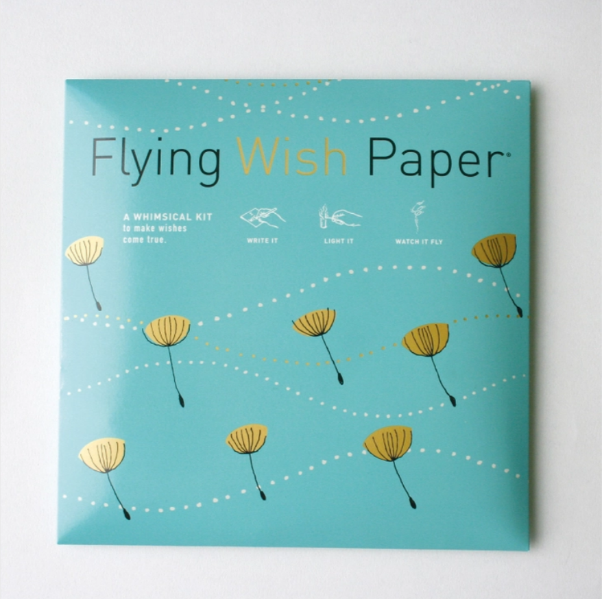 Florets Flying Wish Paper (50 Wishes!)