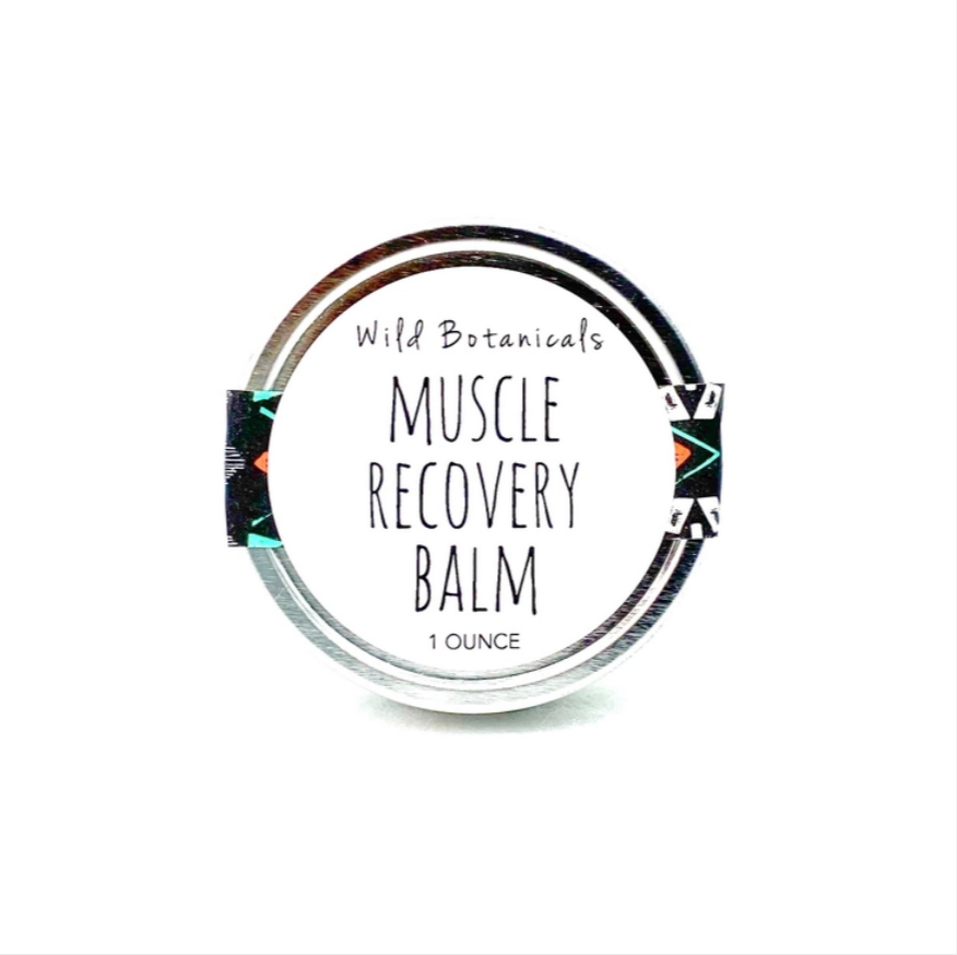 Muscle Recovery Balm (1oz Tin)