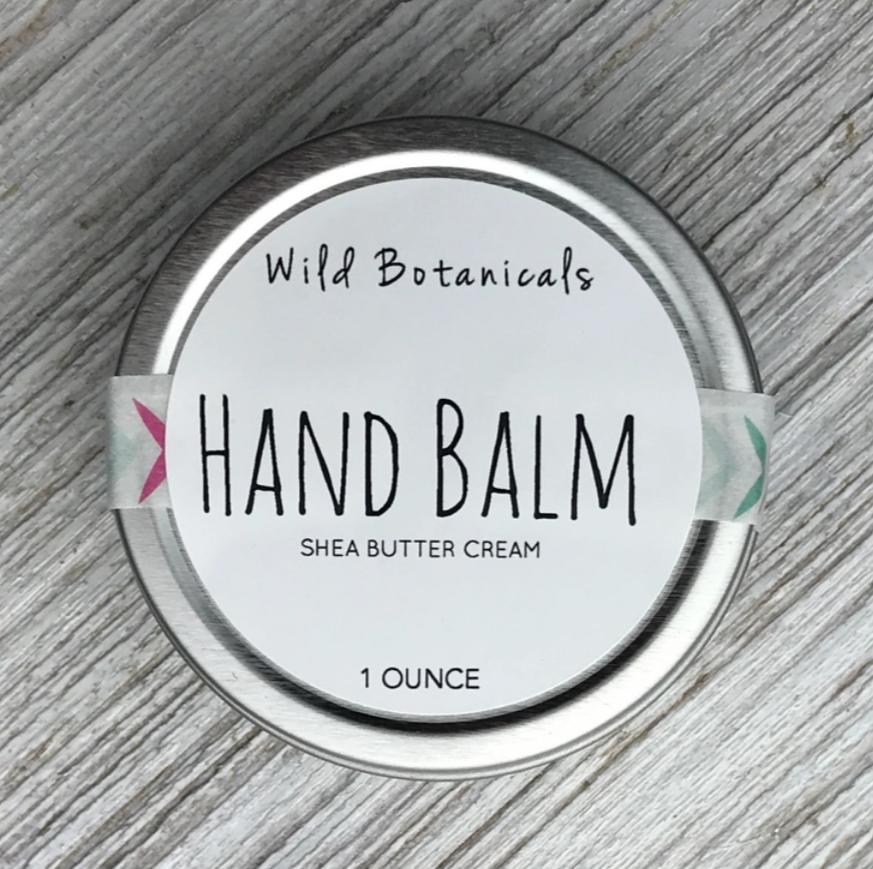Hand Balm (1oz Tin)
