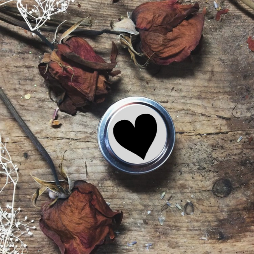 Love Potion Travel Tin Candle