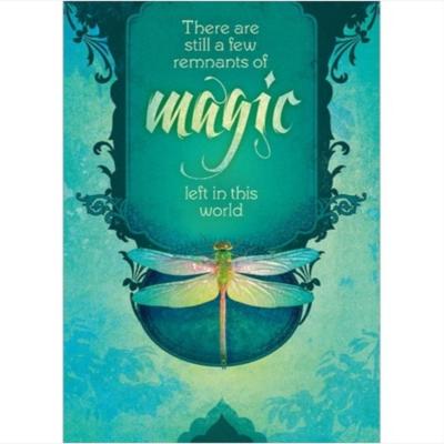 Proof of Magic Greeting Card