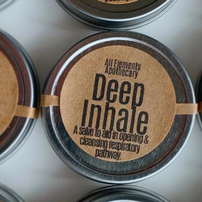 Deep Inhale Salve