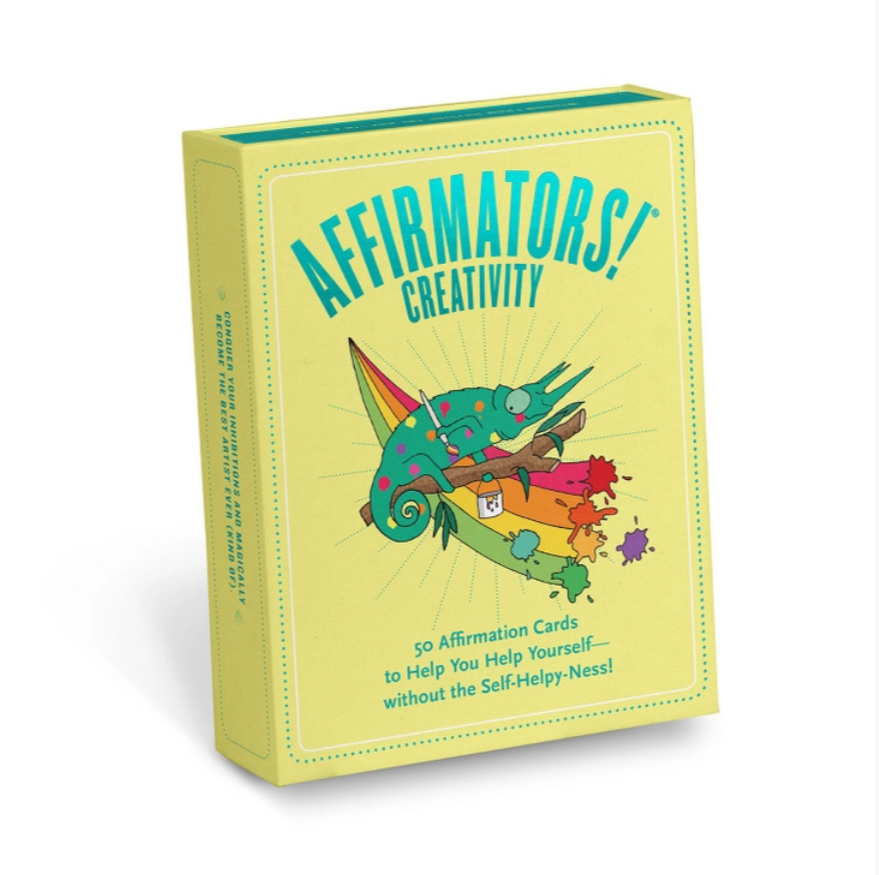 Affirmators! Creativity Affirmations Deck