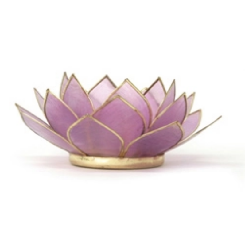 Gemstone Lotus TLight Collection (2 Colors Available)