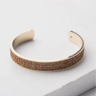 Olive Woven Bracelet
