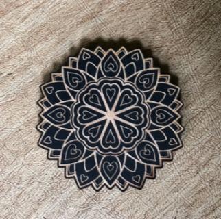 Love Mandala Magnet