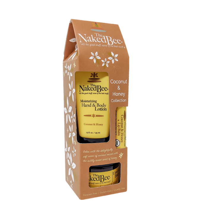 Coconut & Honey Gift Collection