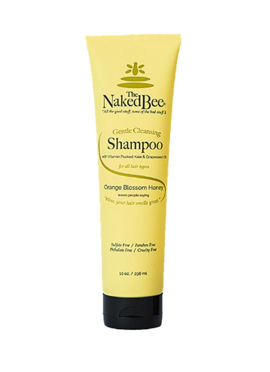 Gentle Cleansing Shampoo (Orange Blossom Honey)