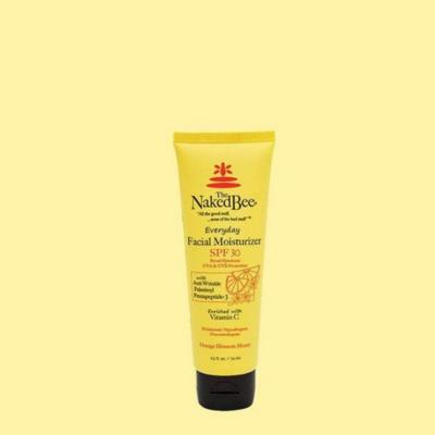 Orange Blossom Honey Facial Moisturizer (SPF 30)