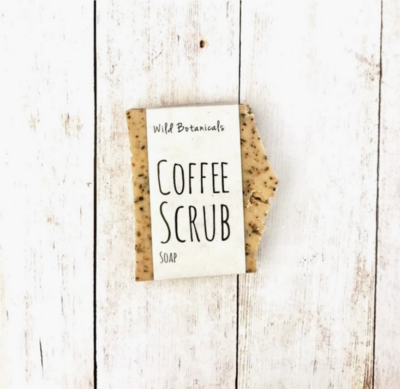 Coffee Scrub Soap