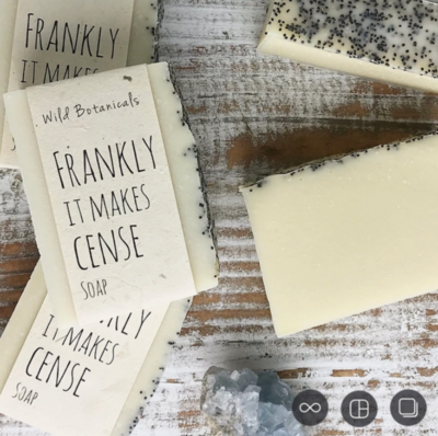 Frankly It Makes Cense Soap